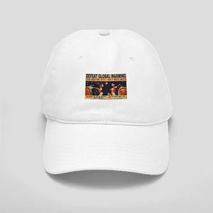Defeat Global Warming (2) Cap