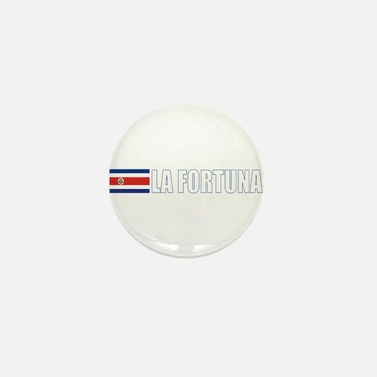 La Fortuna, Costa Rica Mini Button