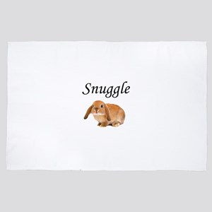 Snuggle Bunny 4' x 6' Rug