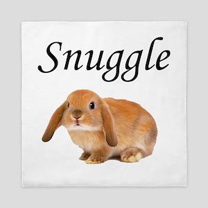 Snuggle Bunny Queen Duvet