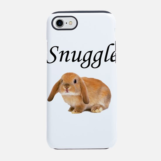 Snuggle Bunny iPhone 8/7 Tough Case