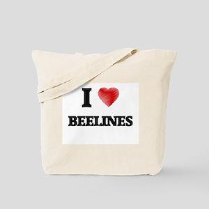 I Love BEELINES Tote Bag