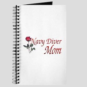 navy diver mom Journal