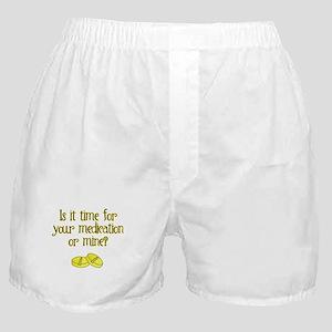 Medicated Boxer Shorts