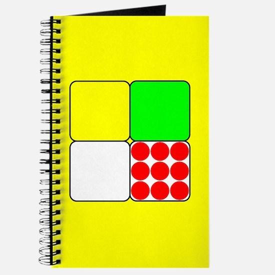 Bicycle Race Jerseys 3 Yellow Journal