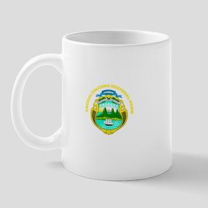 Arenal Volcano National Park Mug