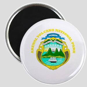 Arenal Volcano National Park Magnet