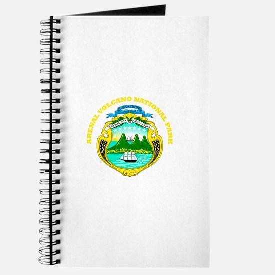 Arenal Volcano National Park Journal