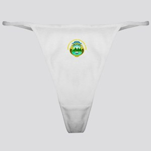 Arenal Volcano National Park Classic Thong