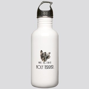 DOG - Why, yes. I am a Stainless Water Bottle 1.0L