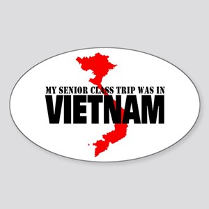 Vietnam senior class trip Sticker