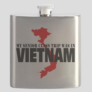Vietnam senior class trip Flask