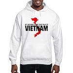 Vietnam senior class trip Hoodie