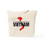Vietnam senior class trip Tote Bag