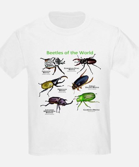 Unique Bugs and insects T-Shirt