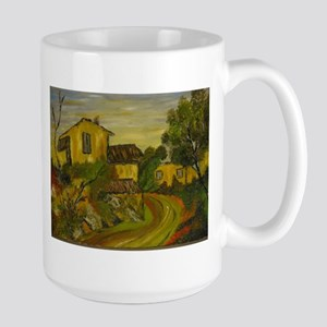 Provence Old Road Mugs