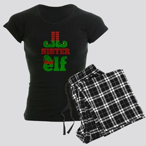 Sister Elf Pajamas