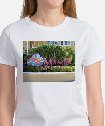 St. Maarten sign T-Shirt