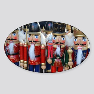 Christmas nutcrackers Sticker