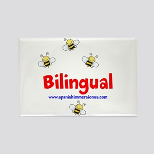 Bee Bilingual Magnets