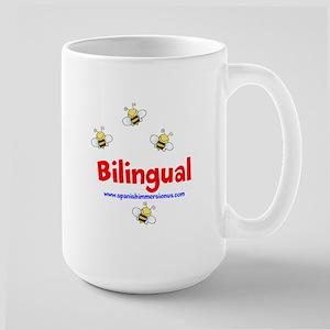 Bee Bilingual Mugs