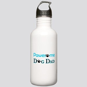 Pawesome Dog Dad Water Bottle