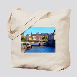 Beautiful Copenhagen Tote Bag