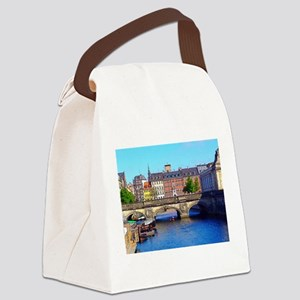 Beautiful Copenhagen Canvas Lunch Bag