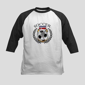 Costa Rica Soccer Fan Baseball Jersey