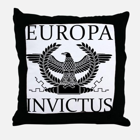 Cool Empire Throw Pillow