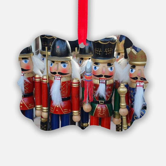 Christmas nutcrackers Ornament