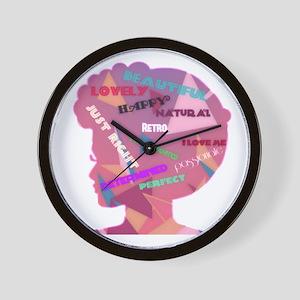 ILoveMe! Wall Clock