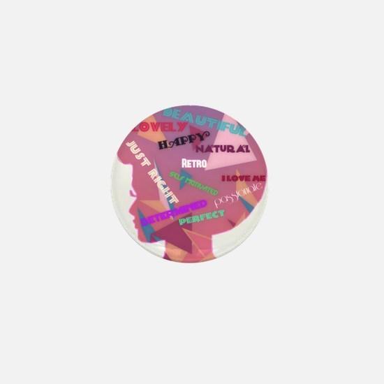 ILoveMe! Mini Button