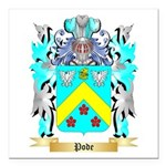 Pode Square Car Magnet 3
