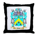 Pode Throw Pillow