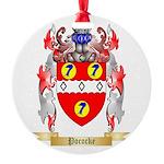 Pococke Round Ornament