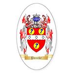 Pococke Sticker (Oval)