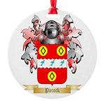 Pocock Round Ornament