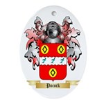Pocock Oval Ornament