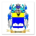Pockson Square Car Magnet 3