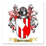 Pocklington Square Car Magnet 3