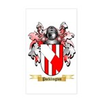 Pocklington Sticker (Rectangle)