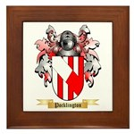 Pocklington Framed Tile