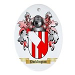 Pocklington Oval Ornament