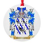 Pocklington 2 Round Ornament