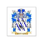 Pocklington 2 Square Sticker 3