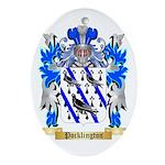 Pocklington 2 Oval Ornament