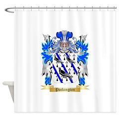 Pockington Shower Curtain