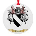 Plunkitt Round Ornament