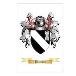 Plunkett Postcards (Package of 8)